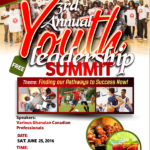 3rd Annual Ghanaian Canadian Youth Leadership Summit 2016