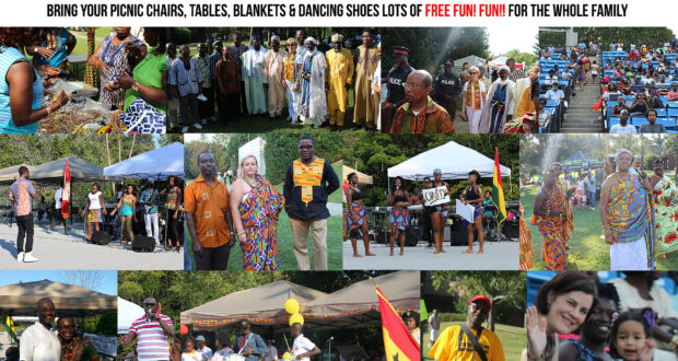 Toronto Ghanafest 2016 (Ghanaian Cultural of Arts and Festival)