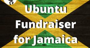 Ubuntu Group Fundraiser For Jamaica
