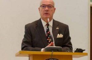 Robert P. Jackson, United States Ambassador to Ghana