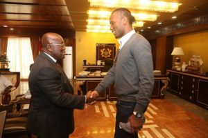 nana addo and drogba